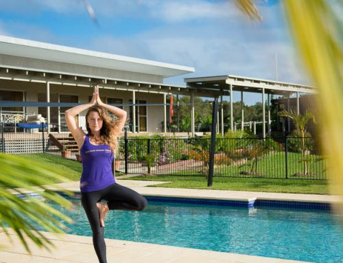 Byron Yoga Retreat Centre named in Top 10 for a Weekend Break