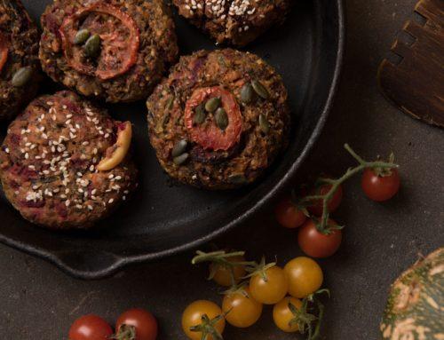 Kara's Veggie Burgers Recipe