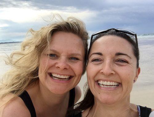 Our inspiring alumni – Lou Rubie & Suzi Cutcliffe