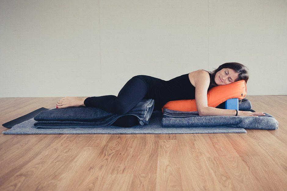 4 Day Restorative Yoga Teacher Training - Byron Yoga