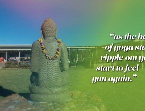 Environmental Evolution of the Byron Yoga Retreat Centre