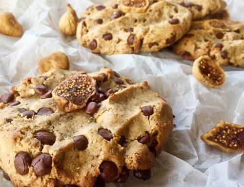 Fig Choc Chip Cookies – Vegan & Gluten Free!