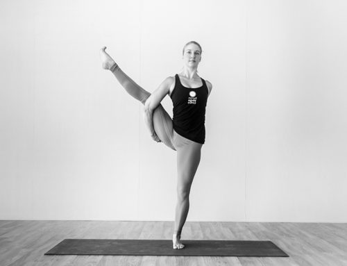 Svarga Dvijasana (Bird of Paradise Pose)