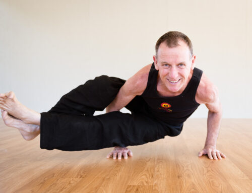 Yoga Journal Australia caught up with John Ogilvie