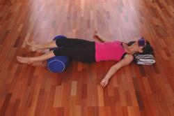 restorative forward bends and inversions  byron yoga